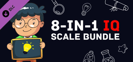 8-in-1 IQ Scale Bundle - Pink's Glass (OST)