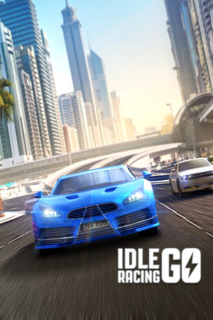Idle Racing GO: Clicker Tycoon poster image on Steam Backlog
