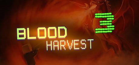 Blood Harvest 3 cover art
