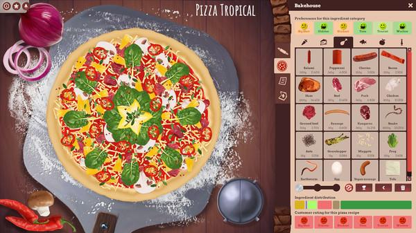 Pizza Connection 3 - Pizza Creator
