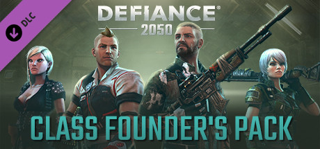 Defiance 2050 - Class Founder's Pack