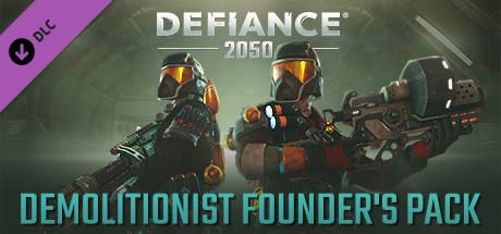 Defiance 2050 - Demolitionist Founder's Pack