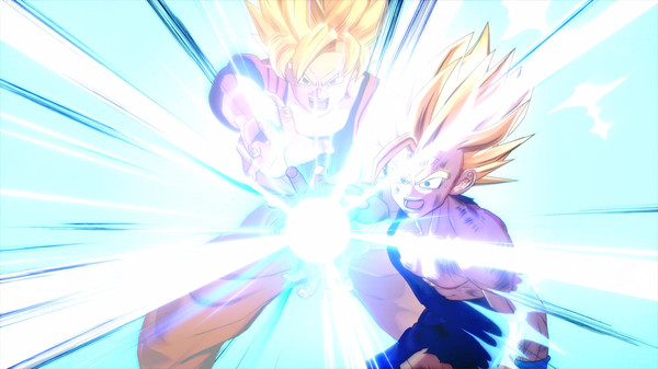 Capture d'écran n°2 du Jeu DRAGON BALL Z: KAKAROT