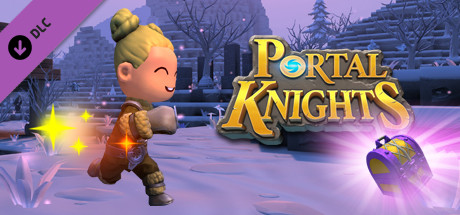 Купить Portal Knights - Box of Joyful Rings (DLC)