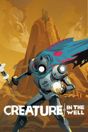 Creature in the Well poster image on Steam Backlog