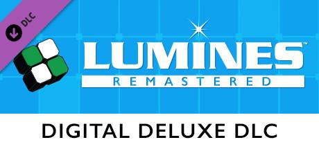 LUMINES REMASTERED Digital Deluxe DLC Bundle