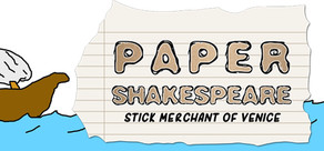 Paper Shakespeare: Stick Merchant of Venice cover art