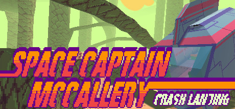 Teaser for Space Captain McCallery - Episode 1: Crash Landing