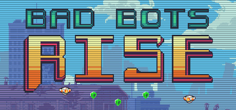 Bad Bots Rise cover art