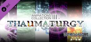 RPG Maker MV - Animations Collection III - Thaumaturgy