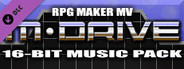 RPG Maker MV - M-DRIVE 16-bit Music Pack