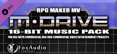 RPG Maker MV - M-DRIVE 16-bit Music Pack