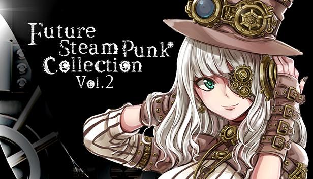 RPG Maker VX Ace - Future Steam Punk Collection Vol 2 Steam