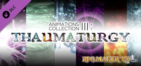 Купить RPG Maker VX Ace - Animations Collection III - Thaumaturgy (DLC)
