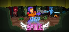 DEEP SPACE | Space-Platformer cover art