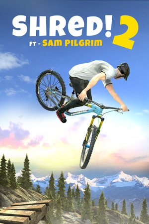 Shred! 2 - ft Sam Pilgrim poster image on Steam Backlog
