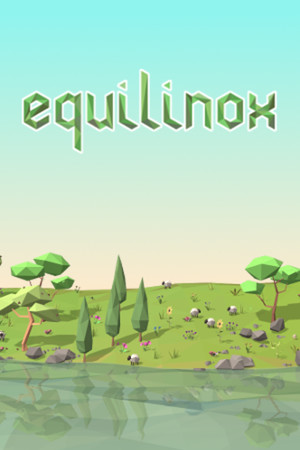 Equilinox poster image on Steam Backlog