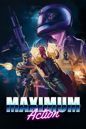 Maximum Action poster image on Steam Backlog