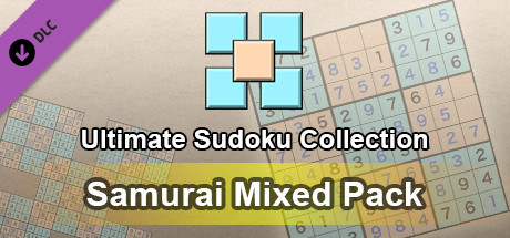 Ultimate Sudoku Collection - Samurai Mixed Pack