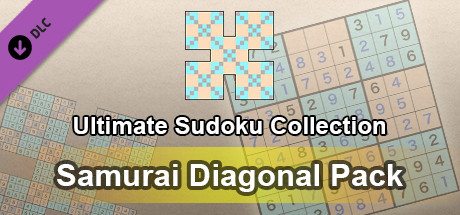 Ultimate Sudoku Collection - Samurai Diagonal Pack
