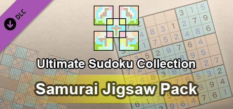 Ultimate Sudoku Collection - Samurai Jigsaw Pack