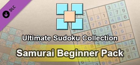 Ultimate Sudoku Collection - Samurai Beginner Pack