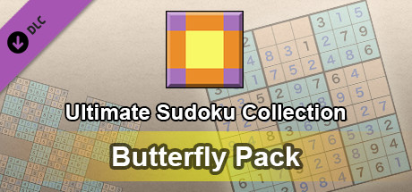 Ultimate Sudoku Collection - Butterfly Pack