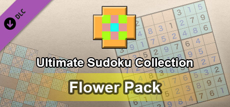 Ultimate Sudoku Collection - Flower Pack