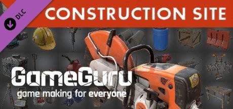 Купить GameGuru - Construction Site Pack (DLC)