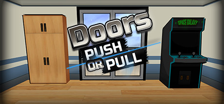 You are trapped in a endless hallway of doors. Push the doors that are marked push and pull the doors marked pull. There is no escape.. eventually you will ... & Doors Push or Pull on Steam