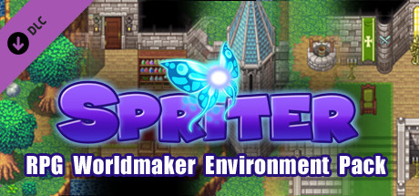 Spriter: RPG Worldmaker Environment Pack