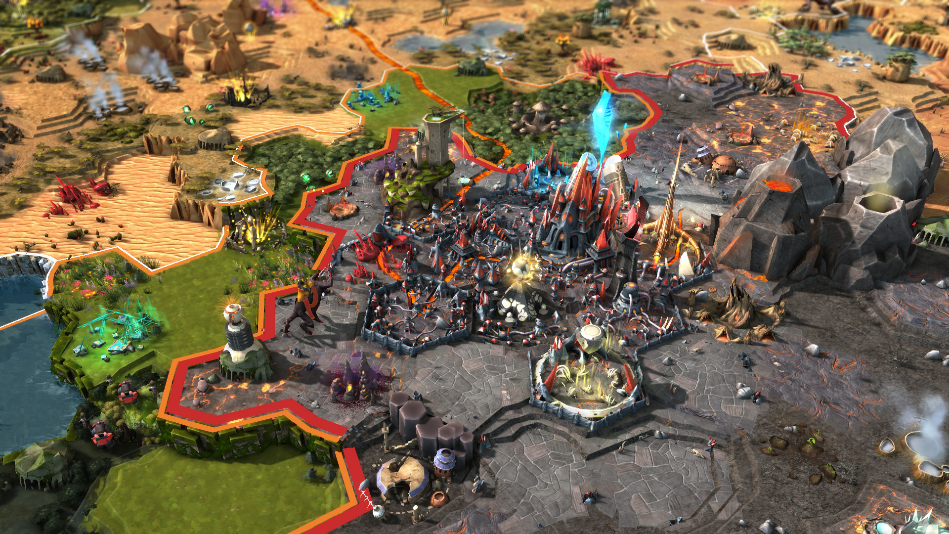 Endless Legend game strategi offiline