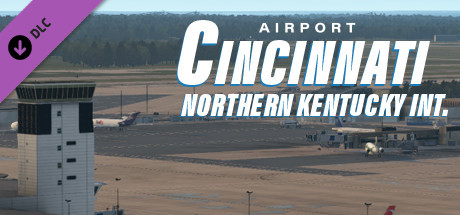 X-Plane 11 - Add-on: Skyline Simulations - KCVG - Cincinnati/Northern Kentucky International XP