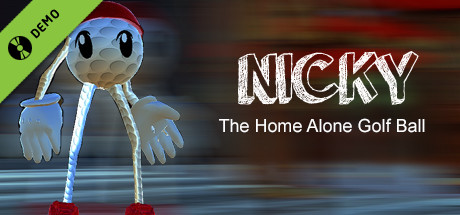 Nicky - The Home Alone Golf Ball Demo