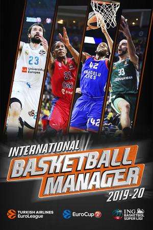 International Basketball Manager poster image on Steam Backlog