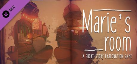 Marie's Room - Soundtrack