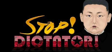 Stop! Dictator Kim Jong-un
