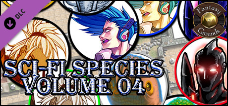 Fantasy Grounds - Sci-fi Species, Volume 4 (Token Pack)