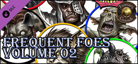 Fantasy Grounds - Frequent Foes, Volume 2 (Token Pack)