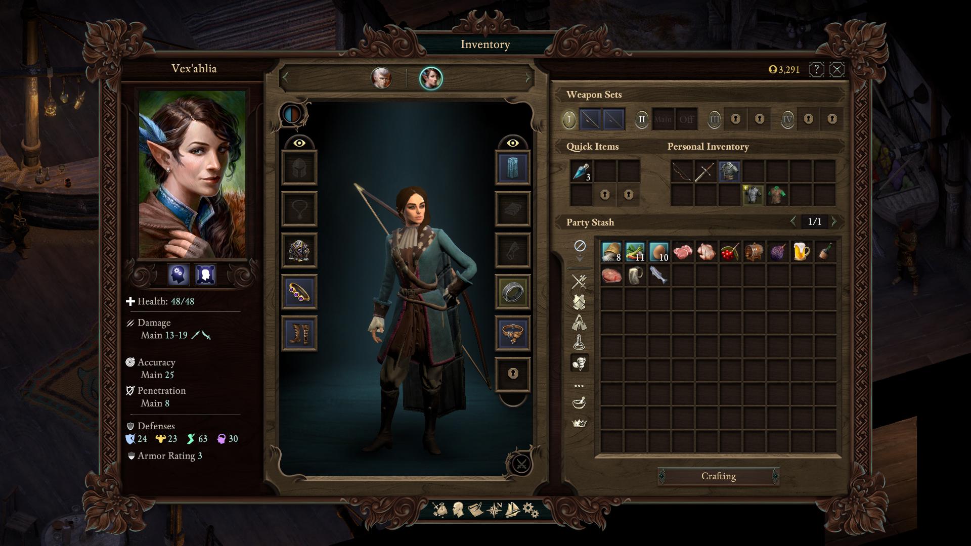 Pillars Of Eternity Ii Deadfire Critical Role Pack On Steam