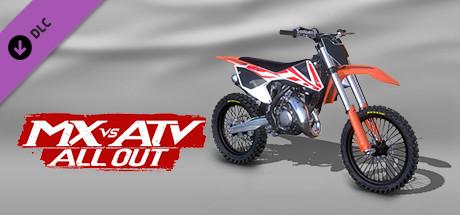 MX vs ATV All Out - 2017 KTM 125 SX