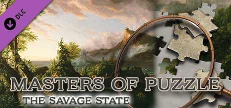 Masters of Puzzle - The Savage State by Thomas Cole