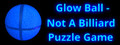 Glow Ball - Not A Billiard Puzzle Game-game