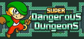 Super Dangerous Dungeons cover art