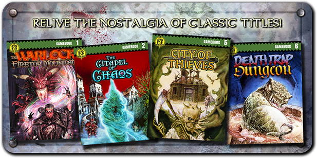 Fighting Fantasy Classics on Steam