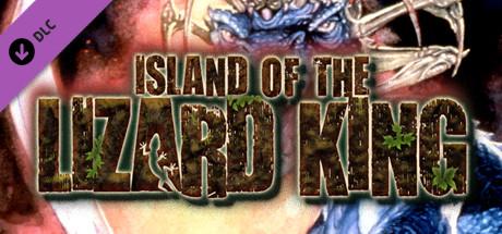 Island of the Lizard King (Fighting Fantasy Classics)
