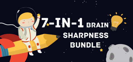 7 in 1 Brain Sharpness Bundle