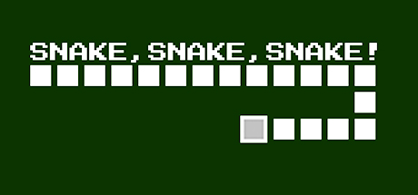 Snake, snake, snake! cover art