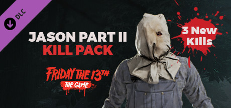 Friday the 13th: The Game - Jason Part 2 Pick Axe Kill Pack