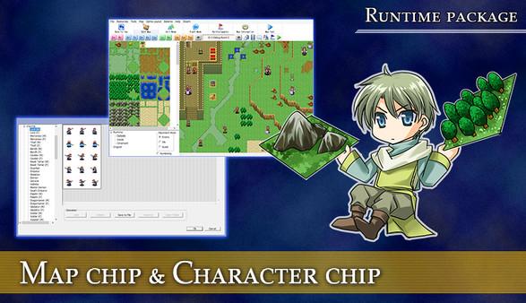 Скриншот из SRPG Studio